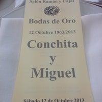 Foto tomada en Real Sociedad Valenciana de Agricultura y Deportes por MissPulina el 10/12/2013