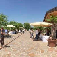 Photo taken at Terre di San Rocco by Paolo B. on 5/25/2014