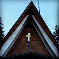 Photo taken at Chiesa Nostra Signora Del Cadore by Paolo B. on 11/22/2014
