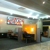 Photo taken at American Airlines Admirals Club by Porfirio P. on 10/3/2012