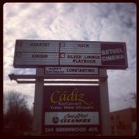 Photo taken at Bethel Cinema by Chris R. on 3/3/2013