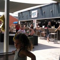 Photo taken at Paddy's Tiki On The Beach by Chris R. on 7/8/2014
