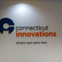 Photo taken at Connecticut Innovations by Chris R. on 4/15/2014