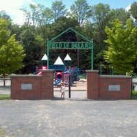 Photo taken at Field of Dreams Playground by Chris R. on 6/17/2013