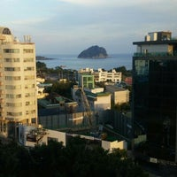 Photo taken at The Island Blue Hotel by Gunju H. on 10/14/2015