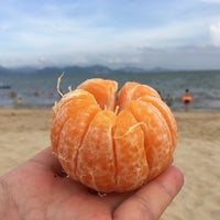 Photo taken at 小徑灣海灘 xiaojing bay beach by Viacheslav B. on 8/10/2017