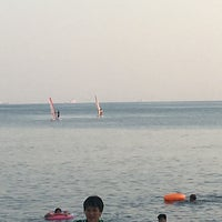 Photo taken at 小徑灣海灘 xiaojing bay beach by Viacheslav B. on 9/16/2017