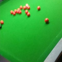 Photo taken at Red Ball Snooker by Willstone S. on 5/9/2014