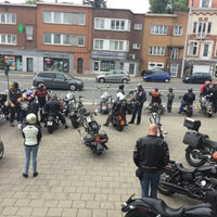 Photo taken at Harley-Davidson Capital Brussels by Maxim C. on 7/16/2016