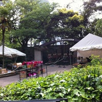 Photo taken at Hibiya Park by Y T. on 4/29/2013