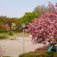 Photo taken at あずま総合運動公園 by sepa186cm on 4/19/2014