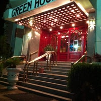 Photo taken at Green Hotel by Ali E. on 6/20/2014
