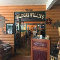 Photo taken at Wildcat Willie's Ranch Grill & Saloon by Bracelet T. on 6/21/2016
