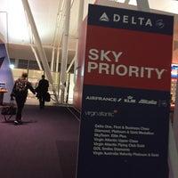 Photo taken at TSA Security Screening by Eric N. on 12/13/2016