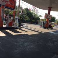 Photo taken at Copetrol Ruta Aregua by Eric N. on 8/5/2016