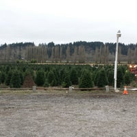 Photo taken at McMurtrey's Red-Wood Christmas Tree Farm by Nacho L. on 11/30/2013