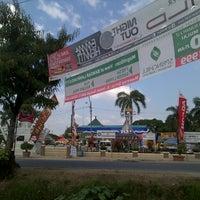 Photo taken at Pendopo Pringsewu by Darminto W. on 6/23/2013