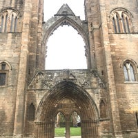 Photo taken at Elgin Cathedral by Ana M. S. on 5/4/2018