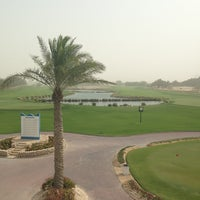 Photo taken at Doha Golf Club by Wajeeha H. on 6/16/2013