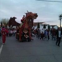 Photo taken at La Castellana by Miguel Ángel C. on 3/21/2014