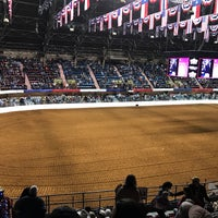 Photo taken at Fort Worth Stock Show & Rodeo by Scott S. on 1/28/2017