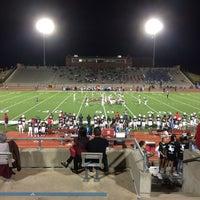Photo taken at Buddy Echols Field by Scott S. on 10/29/2016