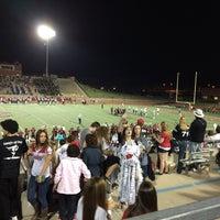 Photo taken at Buddy Echols Field by Scott S. on 10/18/2014