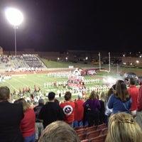 Photo taken at Buddy Echols Field by Scott S. on 11/10/2012