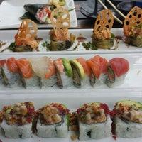 Photo taken at RA Sushi Bar Restaurant by Yvette M. on 4/11/2014