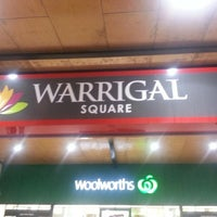 Photo taken at Warrigal Square by Dyluck R. on 4/8/2013