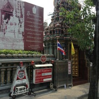 Photo taken at Sri Mahamariamman Temple by Wuttinan W. on 4/6/2013