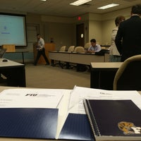 Photo taken at FIU College of Law by Iván C. on 7/13/2015