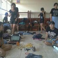 Photo taken at SMAN 1 Singaraja by Md Deni S. on 10/25/2012