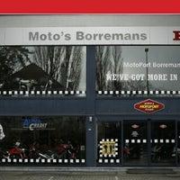 Photo taken at Moto's Borremans by Steve S. on 3/22/2014