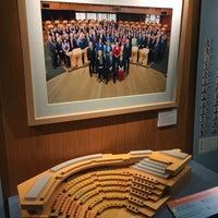 Photo taken at Scottish Parliament by Fizoen T. on 7/8/2017