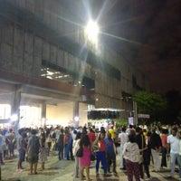 Photo taken at Praça das Artes by Moisés C. on 7/15/2016
