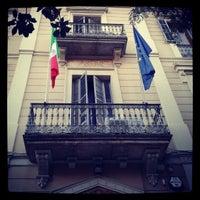 Photo taken at Istituto Italiano di Cultura by Alberto N. on 5/29/2013