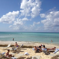 Photo taken at Grand Cayman Marriott Beach Resort by Matt N. on 1/19/2013