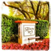 Photo taken at Barton Creek Resort & Spa by Jerome P. on 5/12/2013