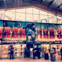 Photo taken at AMC Bay Street 16 by Jerome P. on 5/3/2013