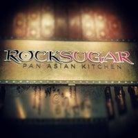 Photo taken at RockSugar Pan Asian Kitchen by Jerome P. on 1/2/2013