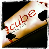 Photo taken at Cube Marketplace & Cafe by Jerome P. on 7/6/2013