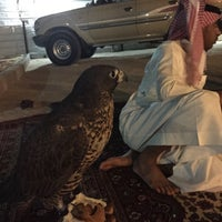 Photo taken at مزرعة الشيخ توفيق بن فهد الوهيب by Abdullah ب. on 10/24/2014