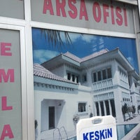 Photo taken at keskin arsa ofisi by İsmail Hakan Şentürk on 5/5/2016