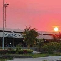 Photo taken at Aeroporto Internacional de Manaus / Eduardo Gomes (MAO) by Fernando G. on 4/28/2013