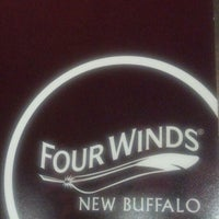 Photo taken at Four Winds Casino by Neal R. on 4/27/2013
