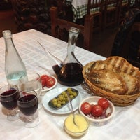 Photo taken at Restaurante El Cortijo by dimalive on 4/12/2014