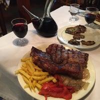Photo taken at Restaurante El Cortijo by dimalive on 1/5/2017
