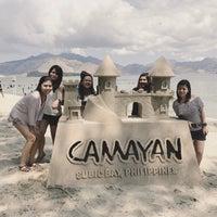 Photo taken at Beach View, Camayan Beach Resort by Alou C. on 4/23/2017