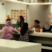 Photo taken at Arena Food Court by Fidimeru K. on 4/26/2014